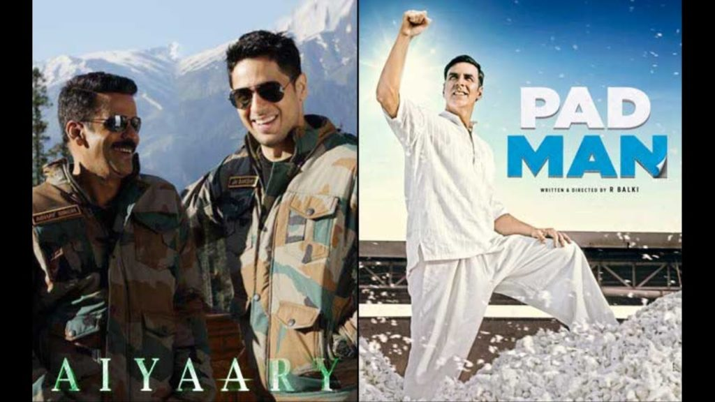 Clash averted, Aiyaary release date yet again shifted