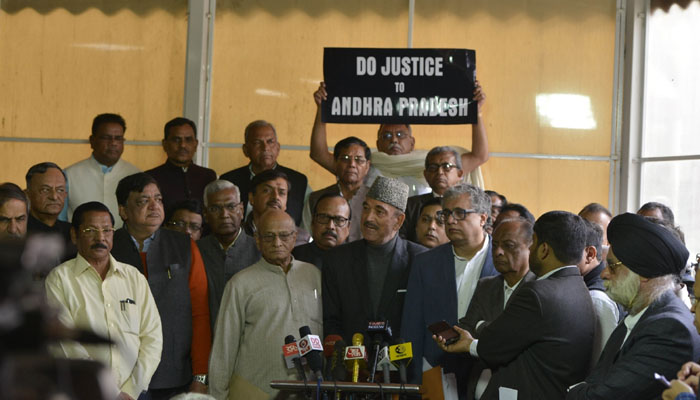 Opposition says its voice is muzzled, boycotts RS for the day