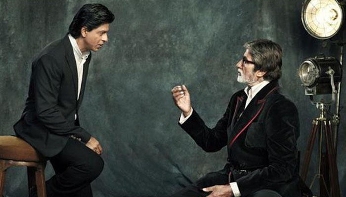 Amitabh threatens to leave Twitter and the reason is SRK!