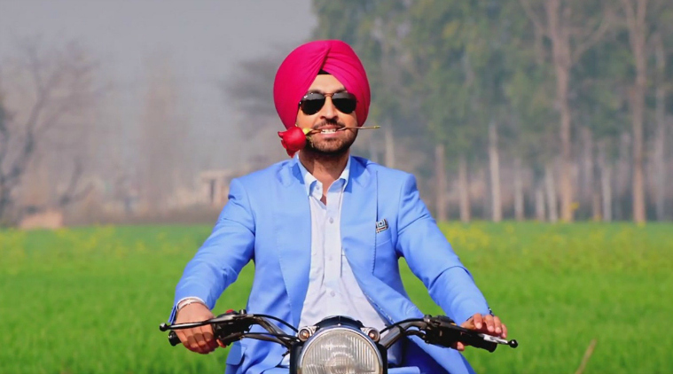 Trying to dub Rangroot in Hindi, English: Diljit Dosanjh