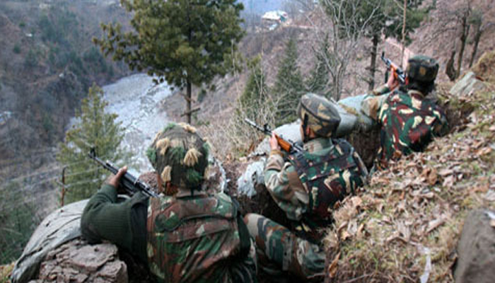 Tension continues on LoC; India, Pakistan trade heavy fire
