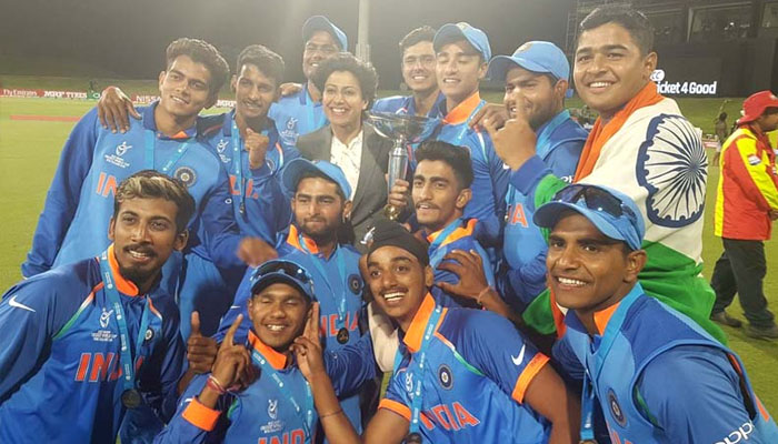 Bollywood celebrities hail Indias U19 World Cup victory
