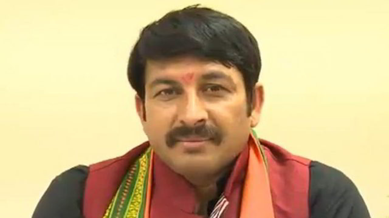 Love for BJP will also spread to other regions: Manoj Tiwari