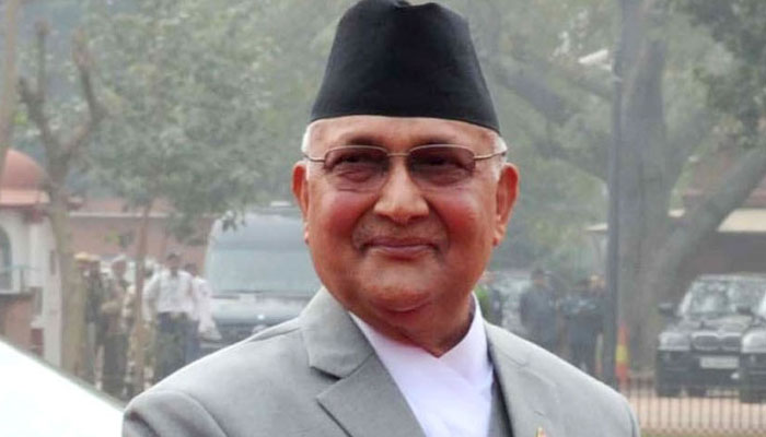 K.P. Sharma Oli is appointed as the new Prime Minister of Nepal