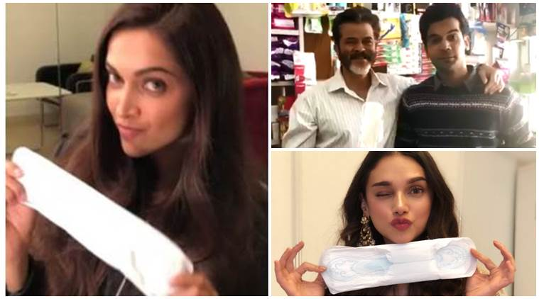 #PadManChallenge just a stupid trend or breaking taboos?