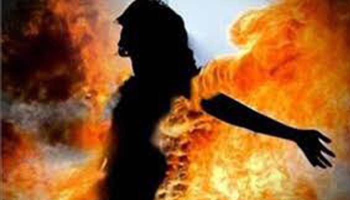 UP:Dalit girl burnt alive in Unnao district