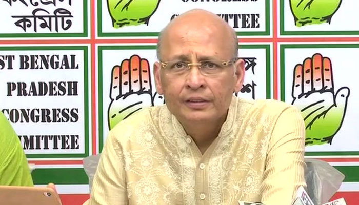 Singhvi rubbishes BJPs allegations, warns of legal action