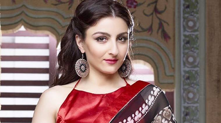 Soha receives letter of encouragement from Amitabh Bachchan