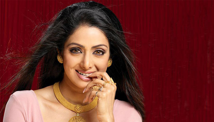 When actress Sridevi turned mother at the tender age of 13