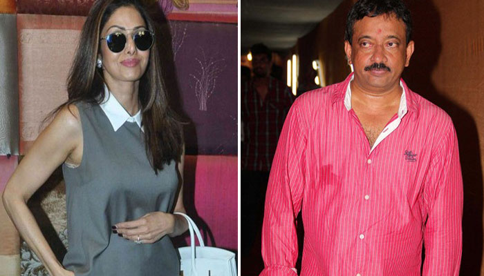 Is what Ram Gopal Varma saying about Sridevi really true? Read