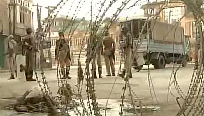 Gunfight in Shopian: Restrictions in Srinagar to prevent protests
