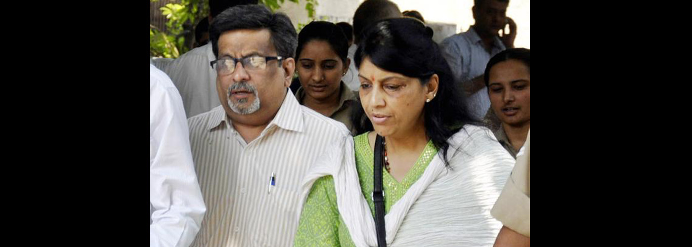 Aarushi murder: SC notice to Talwar couple on plea against acquittal