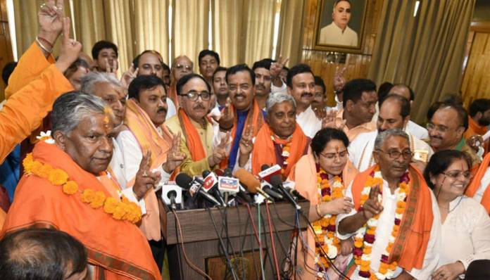 Rajya Sabha elections on March 23 as BJP fields 3 more candidates