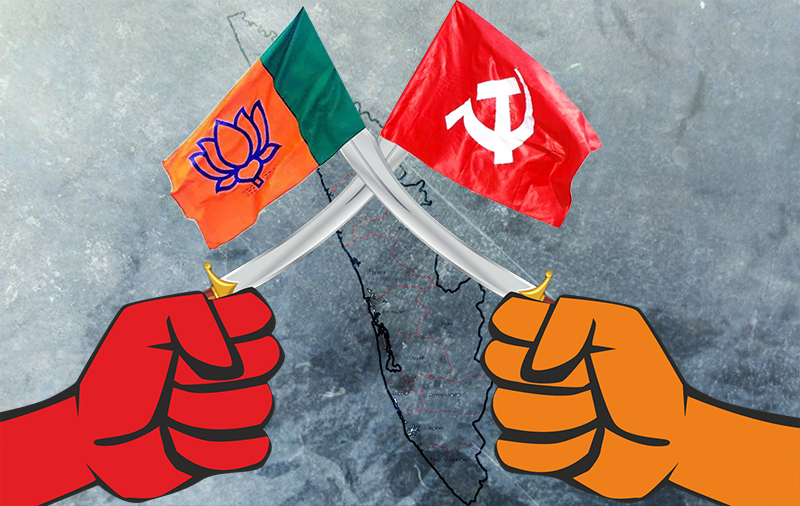 Both CPI-M, BJP confident of forming government in Tripura