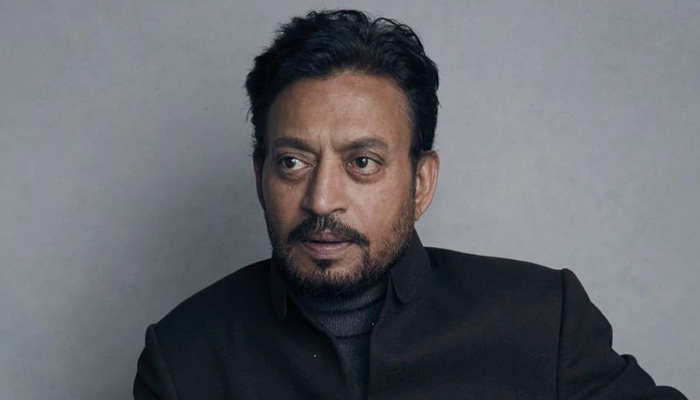 Ailing Irrfan Khan names his rare disease; seeks fans blessings