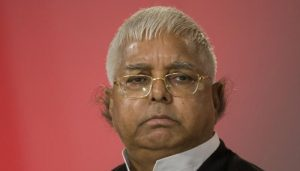 Lalu Yadav admitted to hospital after chest pain complaint