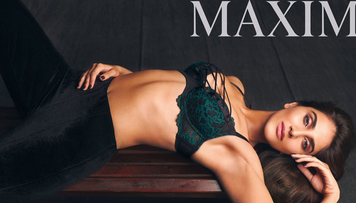 Check Pics: Vaani Kapoor sizzles in latest photoshoot for Maxim