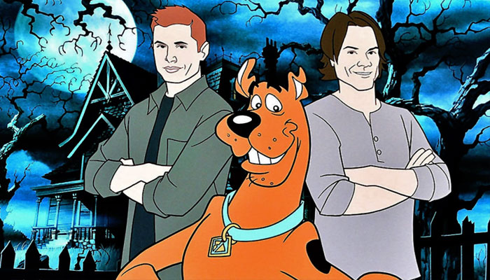 Supernatural television series set for Scooby-Doo crossover
