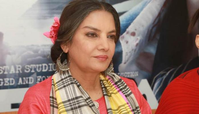 Dont fragment womens body with camera angles: Shabana Azmi