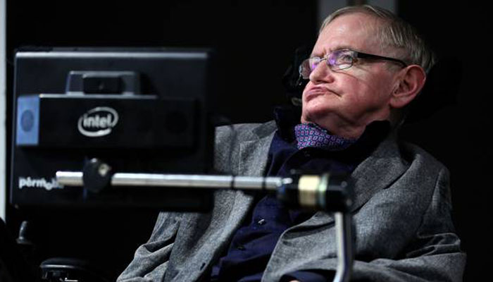 Tech giants mourn death of physicist Stephen Hawking