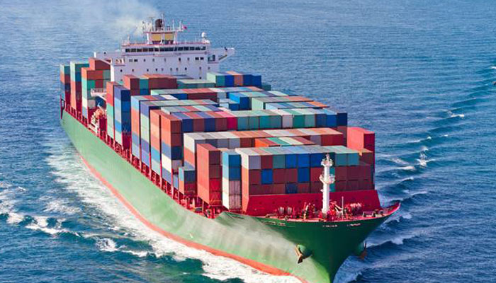 Container ship catches fire off Agatti Isle, four missing