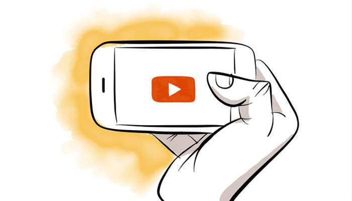 Watching YouTube would not make you expert overnight
