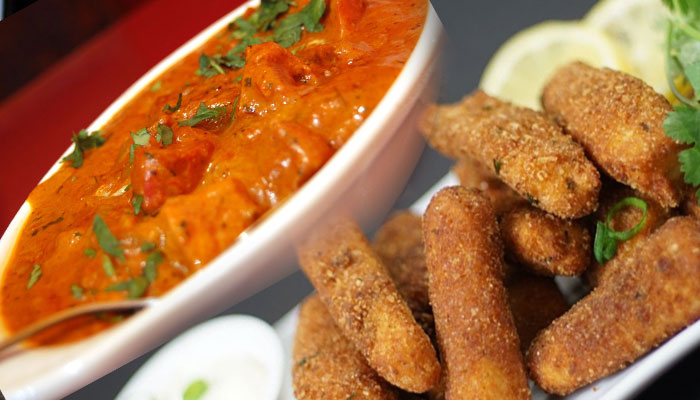 Catch up over boozy butter chicken, drool-worthy fish fingers at Soirée