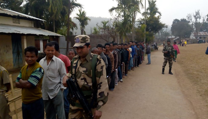 Assembly election: Congress leads in 21, NPP in 14 seats in Meghalaya