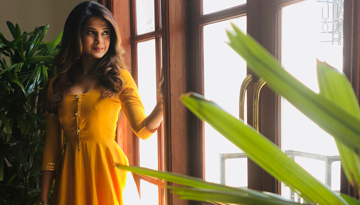 INTERVIEW: I want to spend holidays in Lucknow, says Jennifer Winget