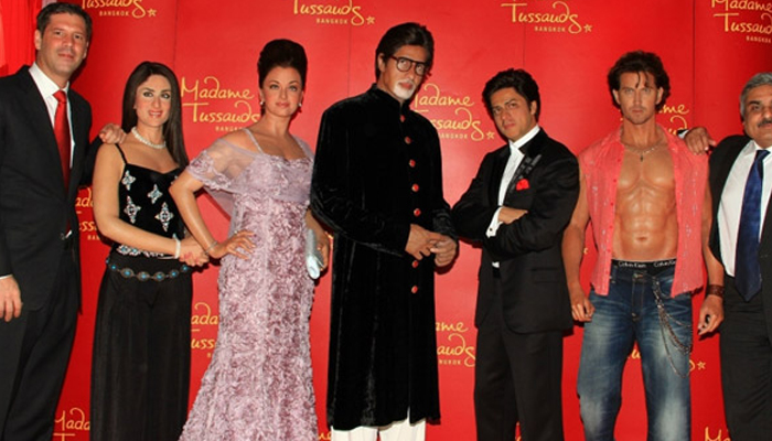 Figure of this superstar to be displayed at Madame Tussauds Delhi