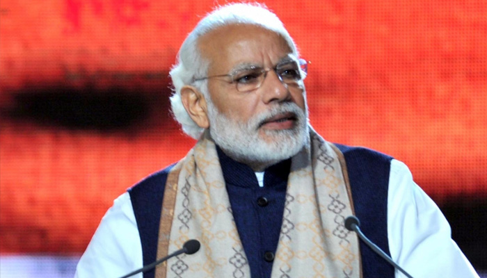 PM Modi faces silent protest at IIT Madras