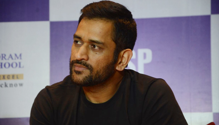 I am like everyone else just that I control my emotions better: Dhoni