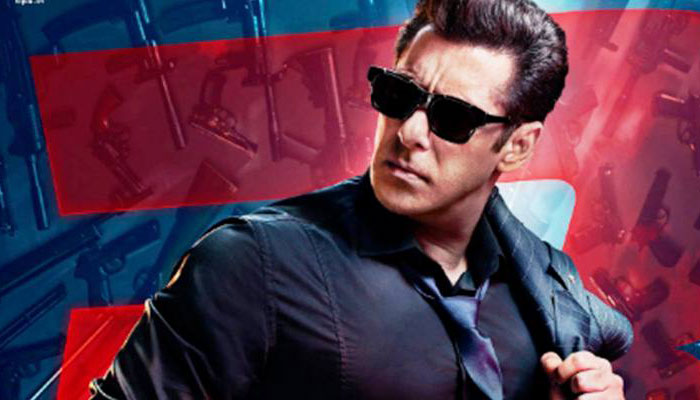Meet the selfless over selfish Sikander Salman Khan in Race 3 poster