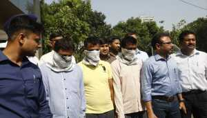 Three held for leaking Class 12 Economics paper