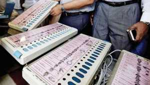 Maharashtra EVM glitches: Polling continues, percentage hit
