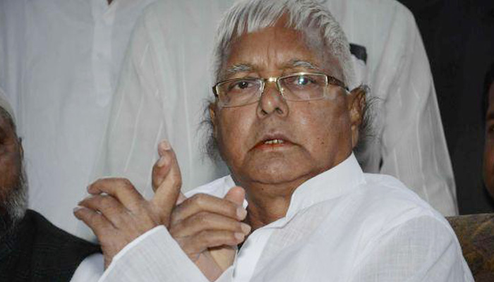 Lalu Yadav to remain under watch of camera at son's marriage