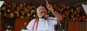 Opposition leaders coming together to save themselves: PM Modi