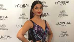 Aishwarya Rai steps out in butterfly gown at Cannes Film Festival