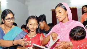 Now Kerala is bringing literacy to tribals, migrant labourers
