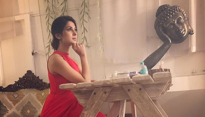 Jennifer Winget enjoying her own little Cannes   Check Picture