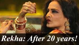 IIFA 2018: Rekha to perform after 20 years   Check all you need to know