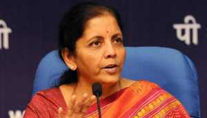 RBI had no objection to issuance of electoral bonds through SBI: FM
