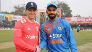ENG vs IND 1st T20I: India wins toss; England to bat