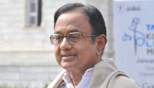 Why are GST goals changing, questions Chidambaram