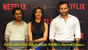 All You Need To Know About Netflix Web TV Series Sacred Games