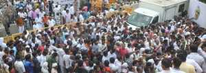 LAST RITES: Sea of mourners bid adieu to Atal Bihari Vajpayee