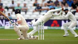 Third Test: India reduces England to 84/4 at Lunch on Day 4