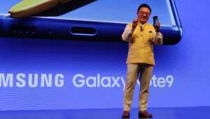 Samsung launches Galaxy Note 9 in India, available from Aug 24