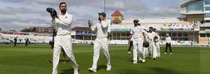 India opens winning account in Tests; defeats England by 203 runs
