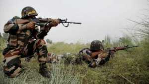 J-K: Pak fires mortar shells on forward posts along LoC, Poonch districts